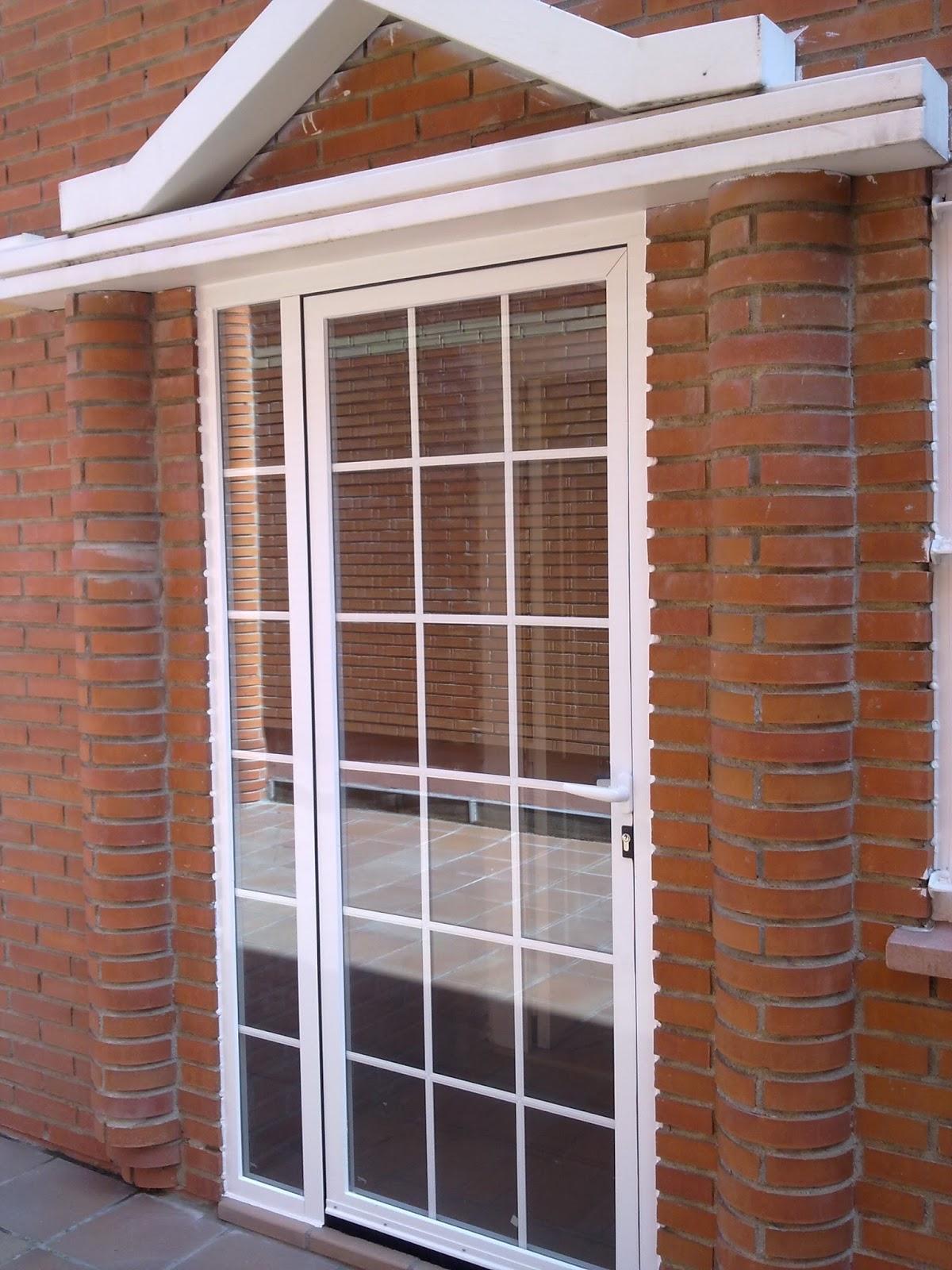 Aluminios diego fernandez serie 350 eur - Puertas acristaladas exterior ...
