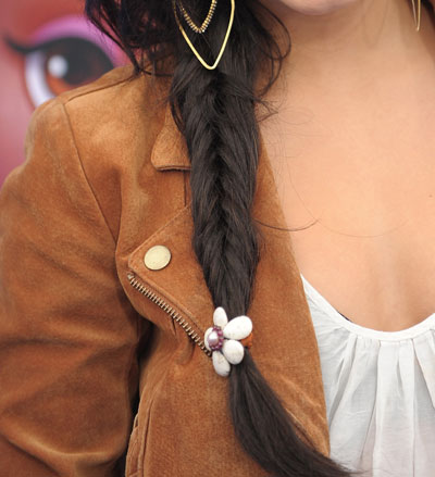 fishtail braid styles. Fishtail Braid Hairstyles.