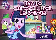 Equestria Girls La corona