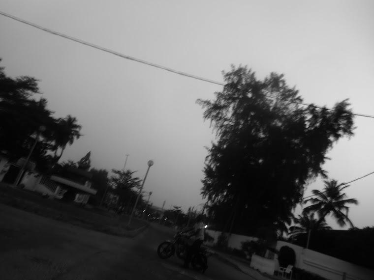 CA -stop- COTONOU / BENIN