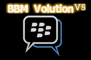 Download BBM Mod Volution V5.0 Themes First Version of LIMO