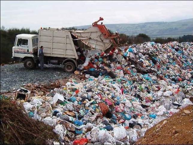 La contaminacion contaminacion del suelo for Materiales que forman el suelo