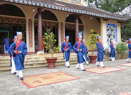 lễ hội đình làng đà nẵng
