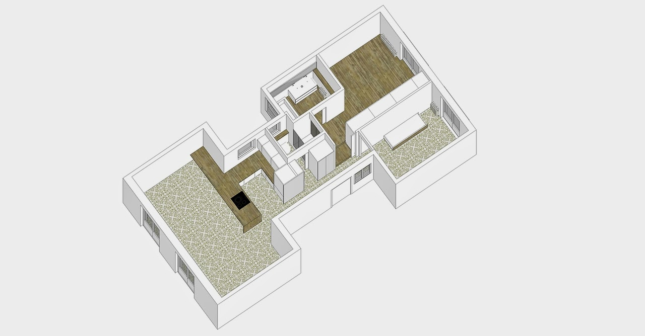 Hist ria casa jes meu rebuli o for Casa minimalista historia