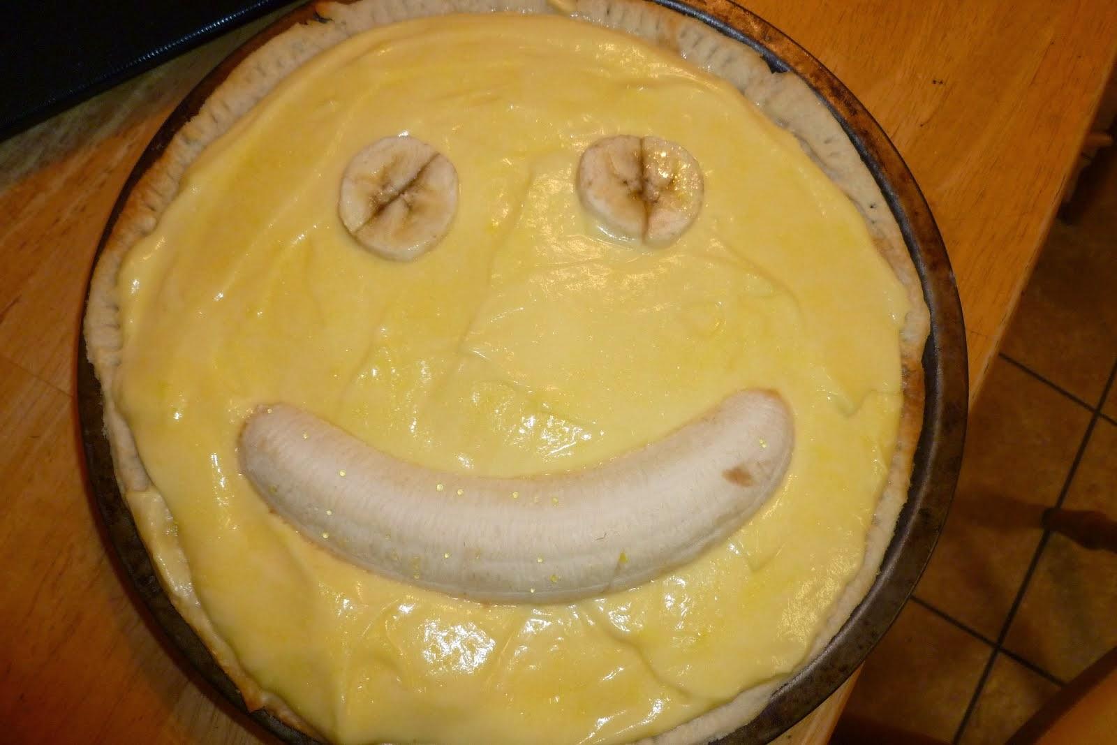 Josh's banana pie