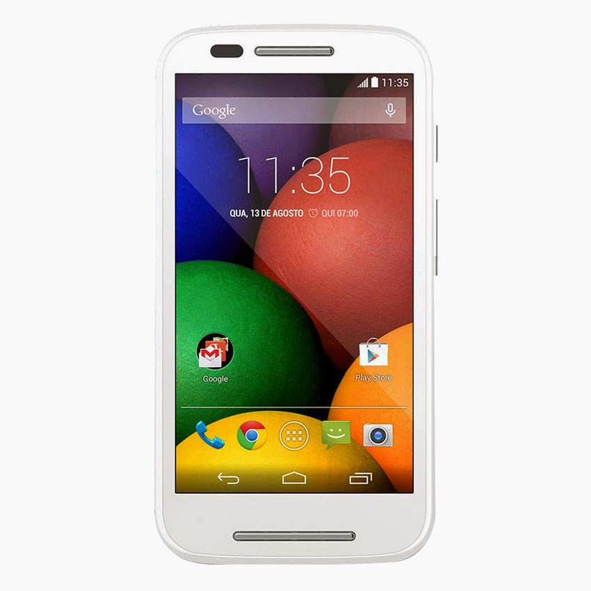 Update – Harga  Motorola Moto E Dual SIM