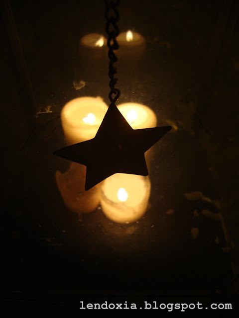 zvijezda i svijece