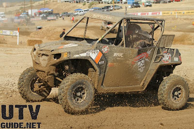 Polaris RZR 570 - Cody Rhaders
