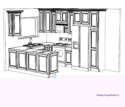 Free Kitchen Design Layout