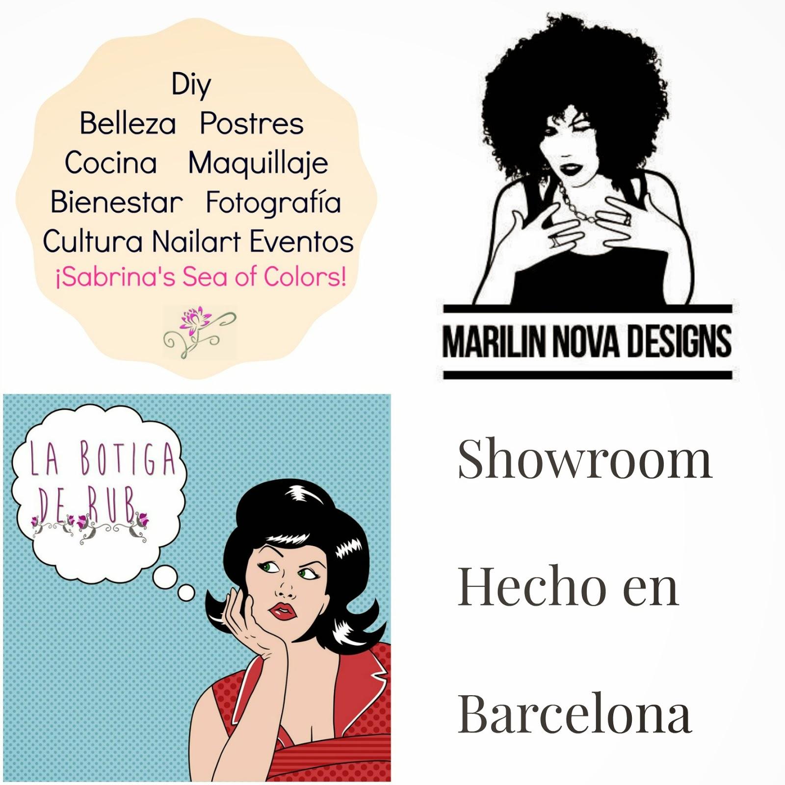 Showroom Hecho en Barcelona