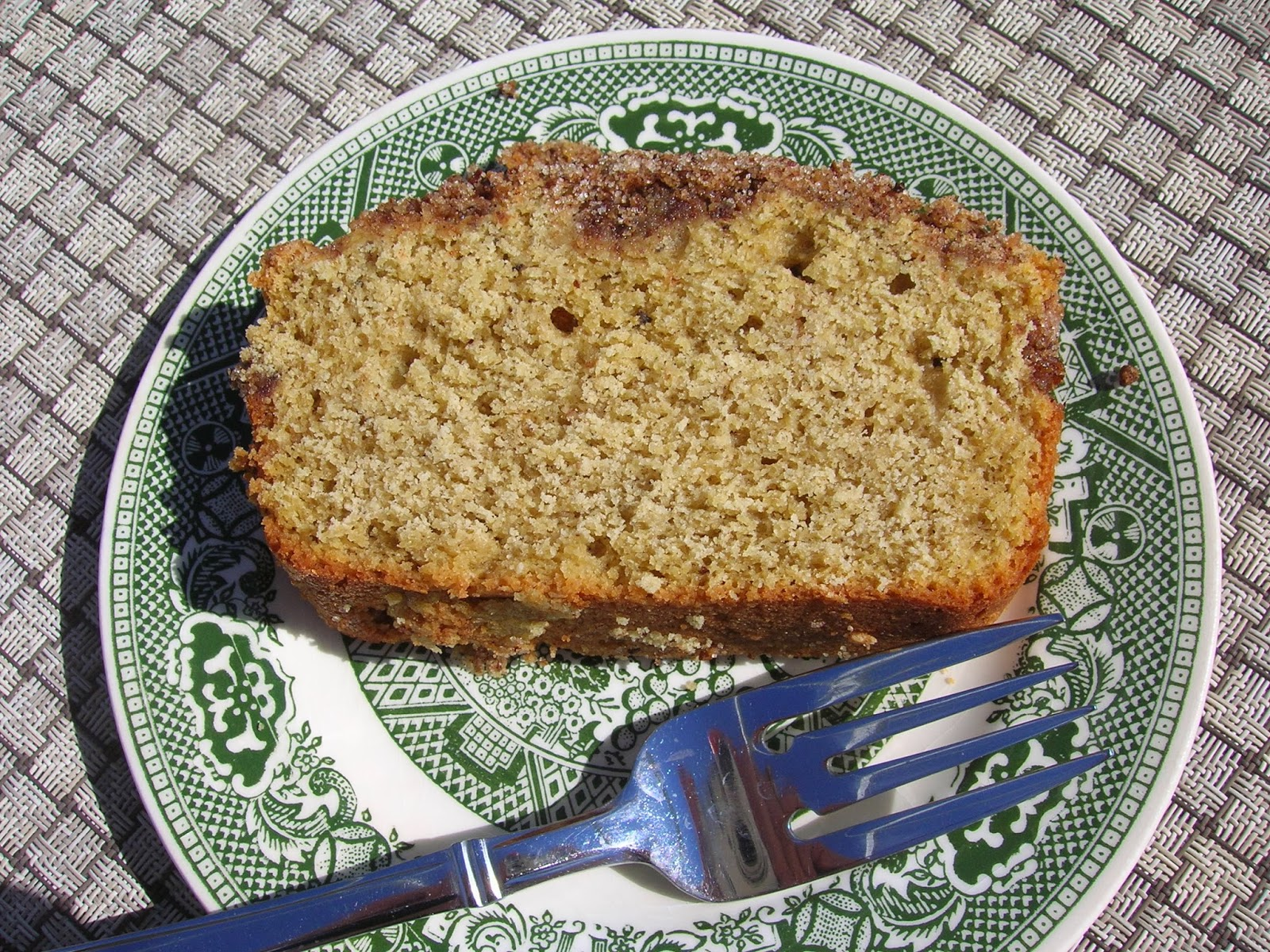 ... GF Chef : Gluten Free Cinnamon Tea Bread, lower carbs! xanthan free