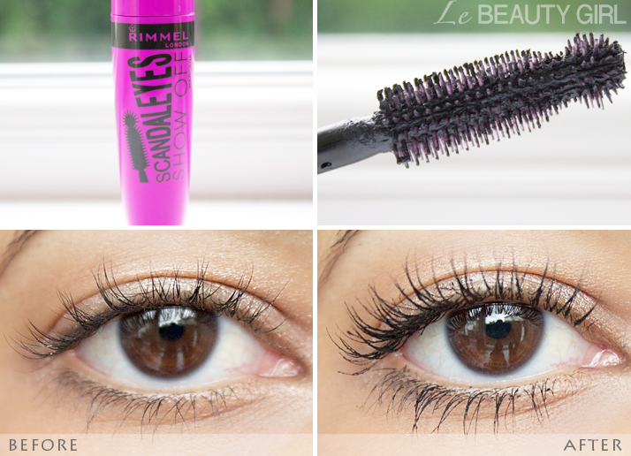 Rimmel Scandal Eyes Show Off Mascara