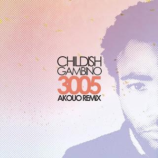 Chidlish Gambino Akouo remix