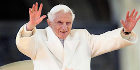 Benedict XVI, Pope Emeritus