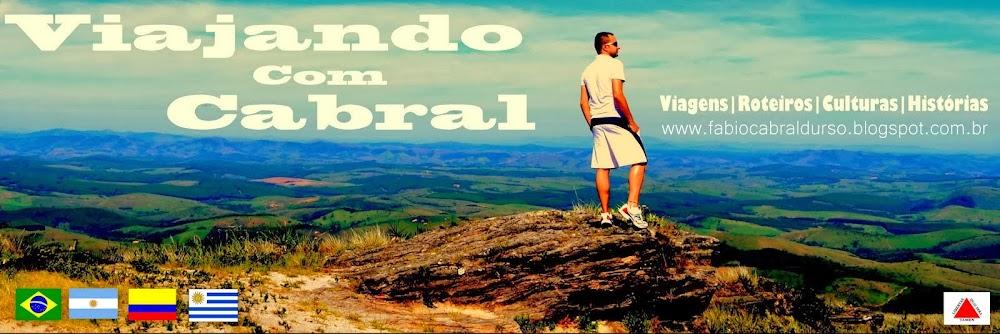Viajando com Cabral