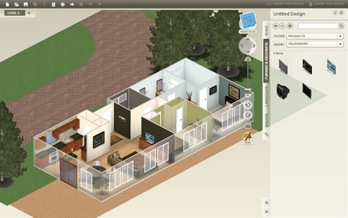Temporal de idéias: Homestyler da autodesk