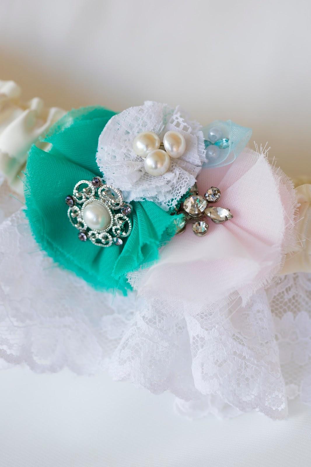 wedding wednesday keepsake garter