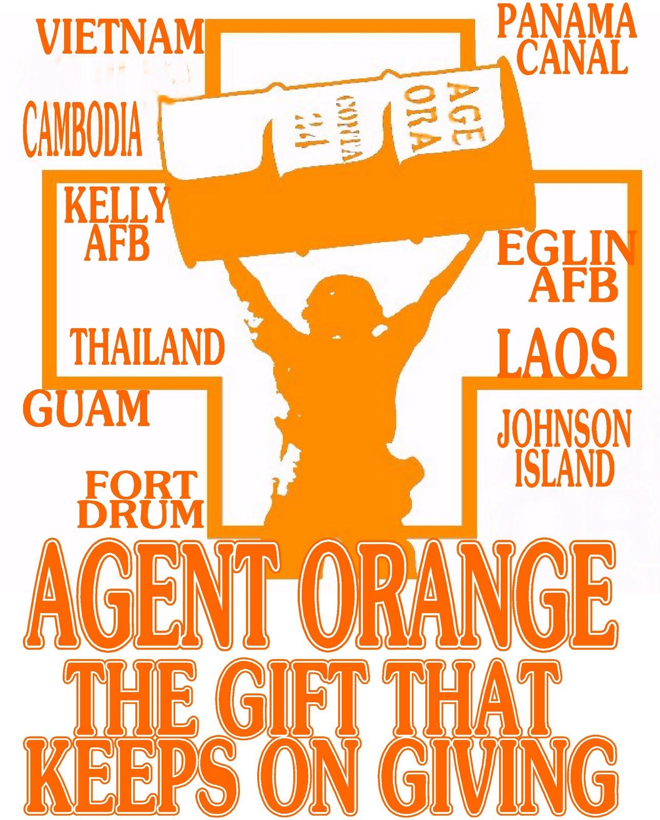 Agent orange legacy the stain of agent orange - Boutique orange agen ...