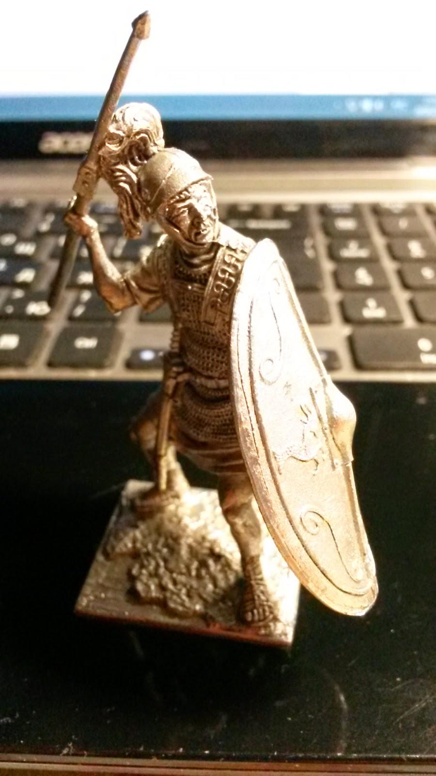 Оловянный солдатик Римский легионер
