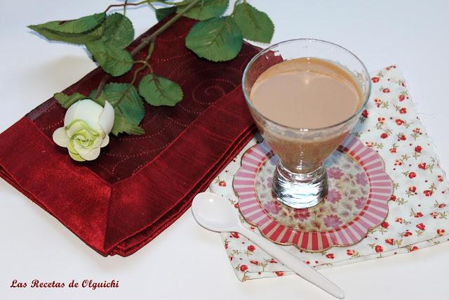 YOGUR DE CHOCOLATE Y CAFÉ (THERMOMIX)