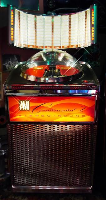 'Ami Continental 2' 1962 Jukebox