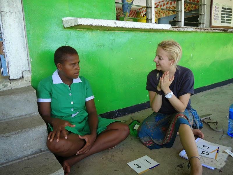 Vinaka Fiji Volunteering