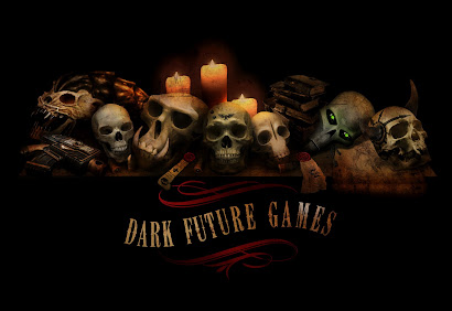 Proud Member of Dark Future Games