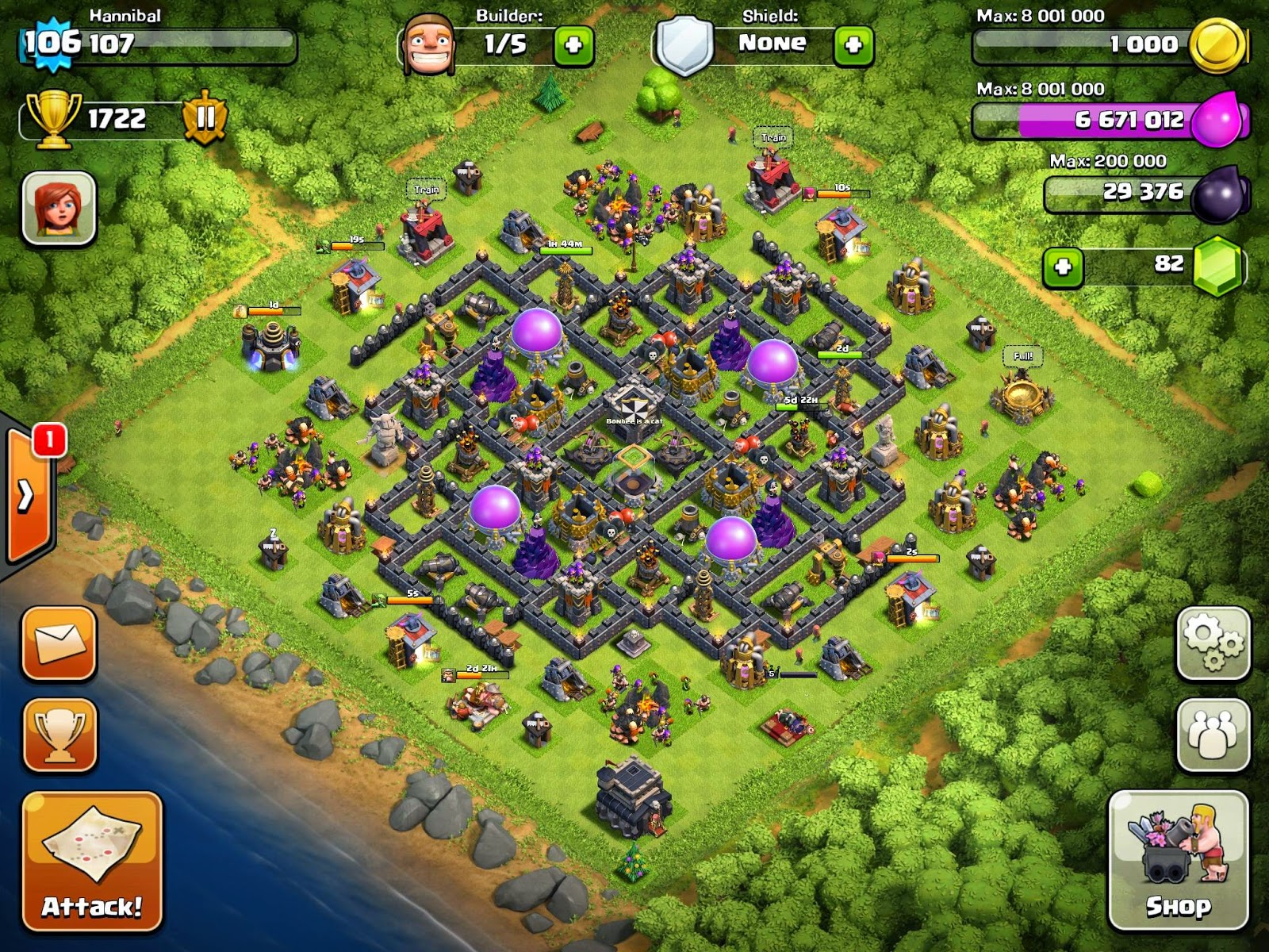 The Best TH9 Farming