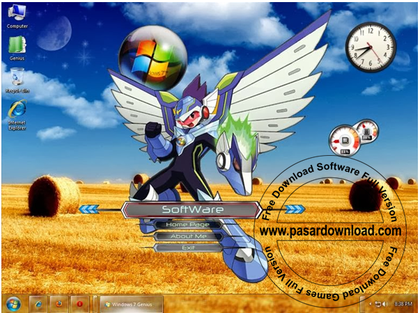 free  cursor unik windows xp