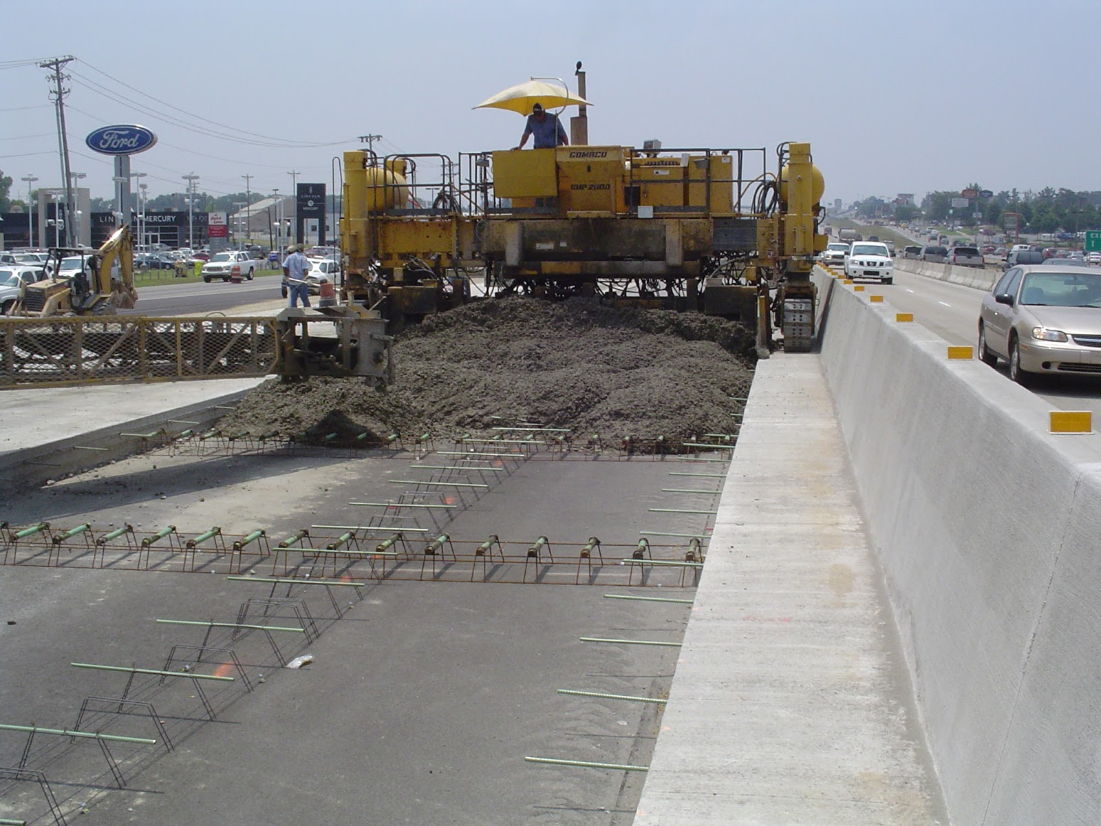 Portland Cement Roads : Guidelines for repairing of concrete pavement