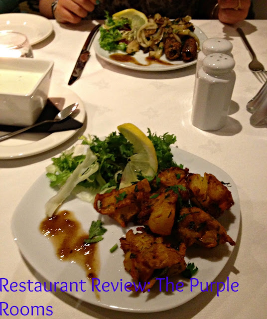 Restaurant Review: The Purple Rooms