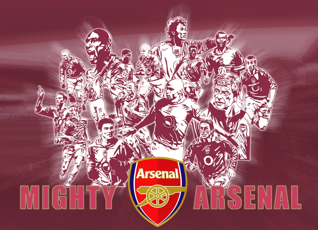 arsenal team wallpaper mighty