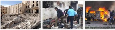 syria war 2013