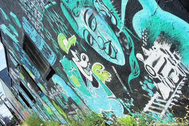 Mario Zoots Mural RiNo Denver Brewery Trou