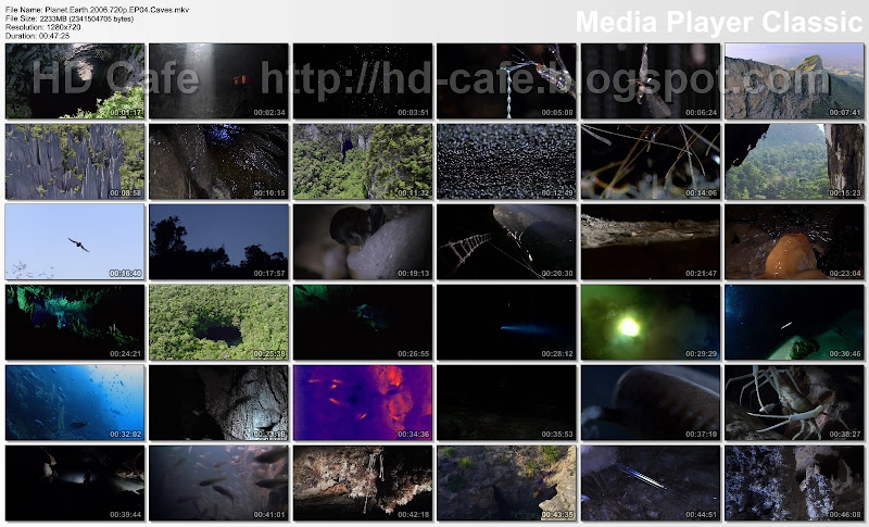 Planet Earth - Episode 04 - Caves