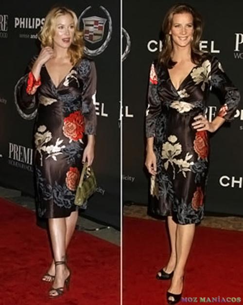 Christina Applegate e Rachel Griffiths
