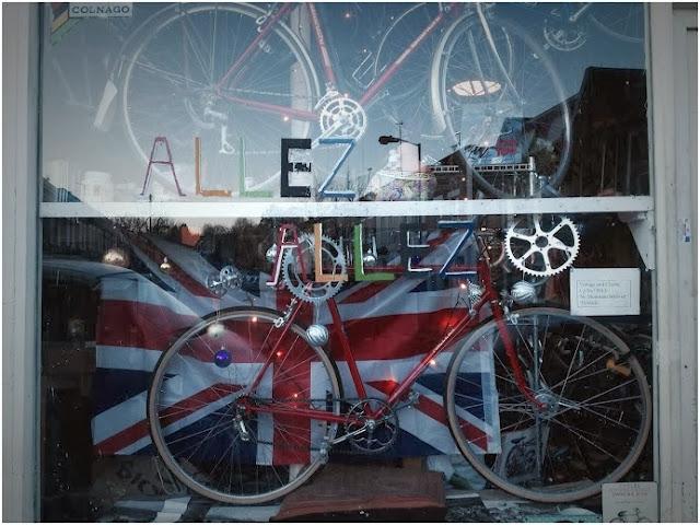 Mountgrove Road Bike Shop Front