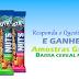Amostras Grátis - Nova Barra Cereal Nuts Nutry