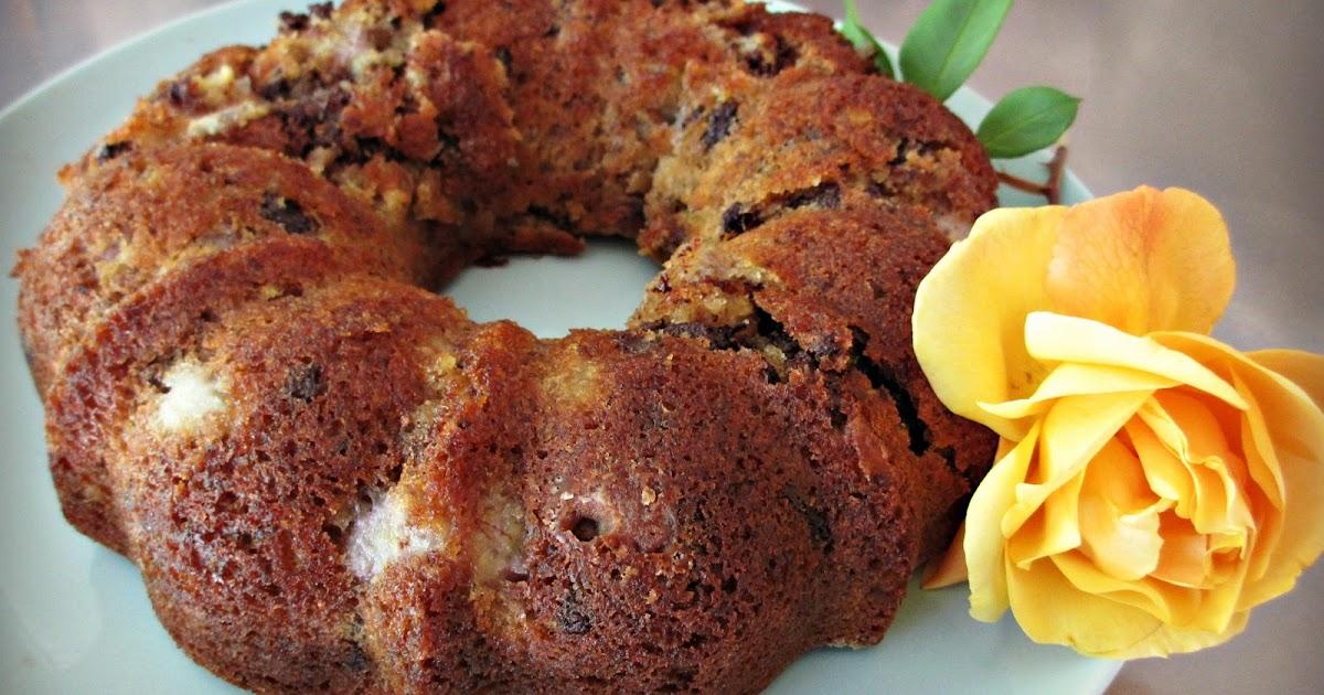 Banana Cake Recipe In The Settlement Cookbook