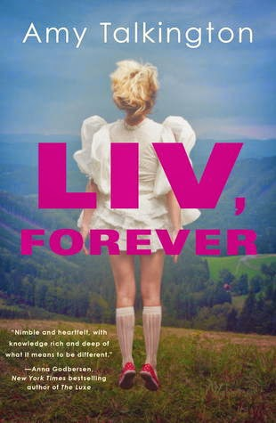 Review & Giveaway: Liv, Forever