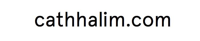 cathhalim.com
