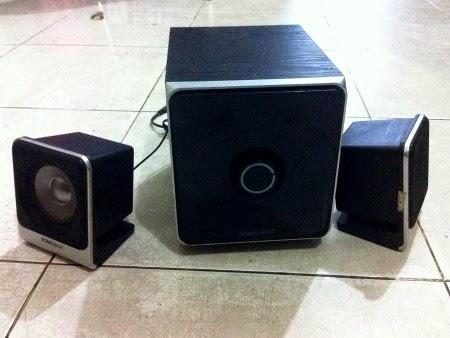 Jual Speaker Active SonicGear Ego 3 Nity