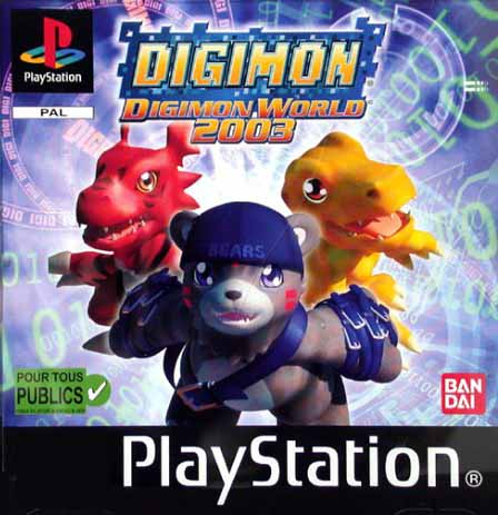 Juegos de Digimon para PSX y DS