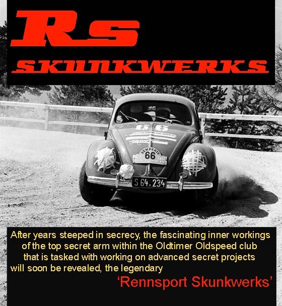 Rennsport Skunkwerks