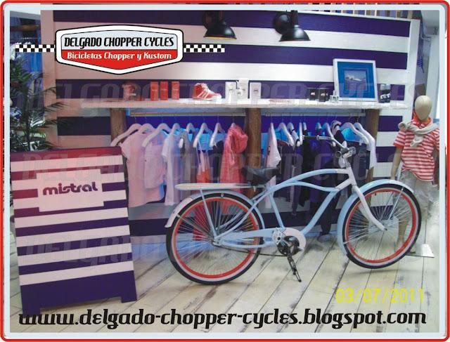 Bicicleta Mistral - DCC