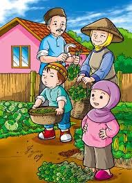 Manfaat Berkebun Sayuran Untuk Keutuhan Keluarga
