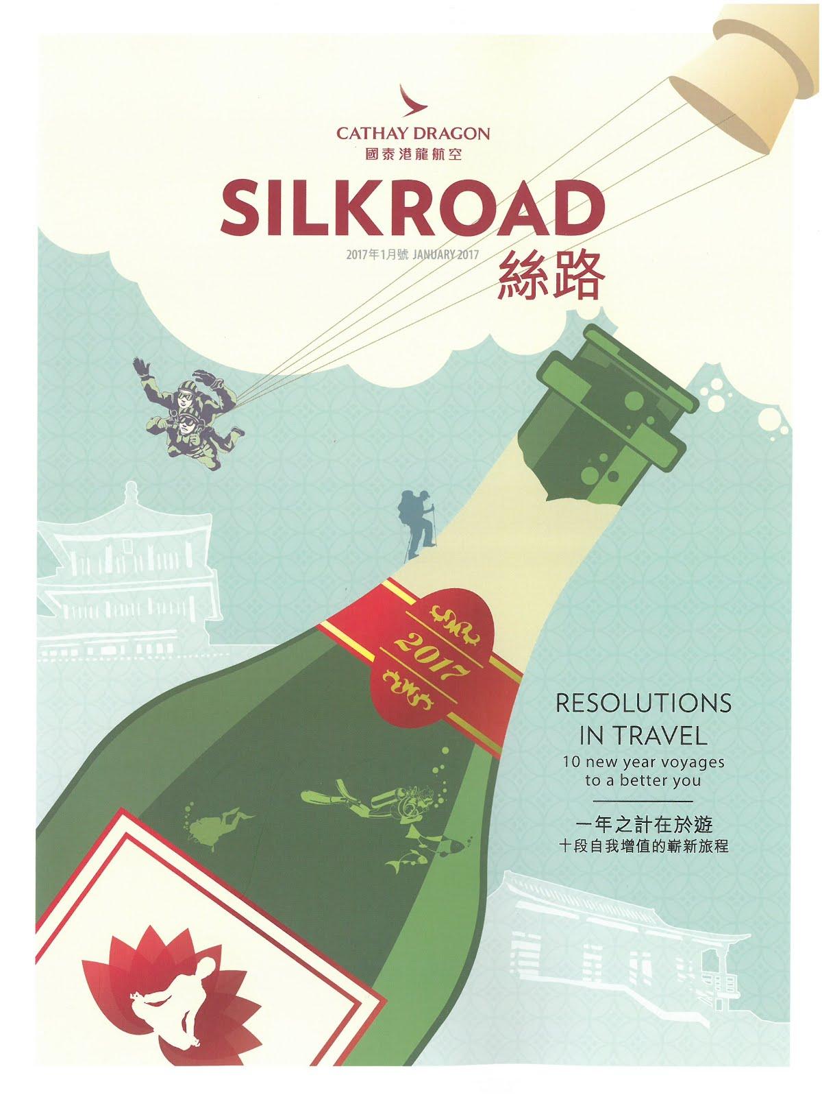 Silkroad Magazine