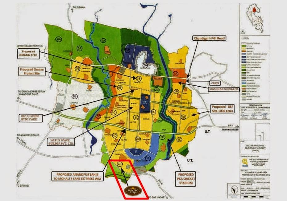 suntec city mullanpur new-chandigarh Plots, floors, villas, Indian Society Mullanpur