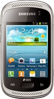 Samsung Galaxy Music Duos S6012 Specification And Price