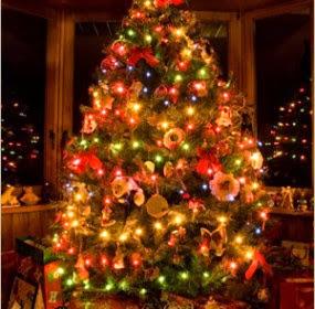 Decoração Árvore Natal 2013